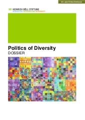 Dossier: Politics of Diversity