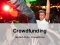 Kick-off Crowdfunding 22 mei