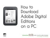 How to Download Adobe Digital Editions