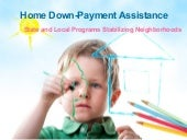 Down Payment Assistance Programs!