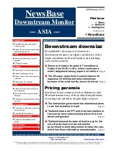 NewsBase Downstream Asia Monitor
