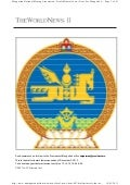 Draft  Minerals  Law (New) Mongolia December 5-2012