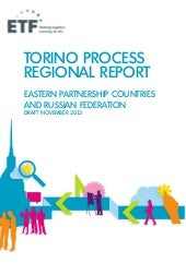 Draft Report - Torino Process - Eas...