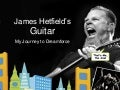My Journey to Dreamforce - Metallica Axe