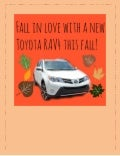Drive into fall in a new N Charlotte Toyota RAV4!