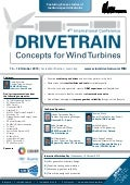 4th International Conference Drivetrain Concepts for Wind Turbines