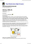 Driving LEDs (II)