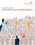 Driving results with dynamic creative optimisation