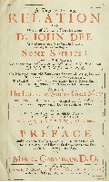 Dr John Dee -  Communications With Spirits - Free Ebook