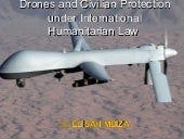 Drones ands civilian protection und...