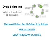 Drop shipping jewellery