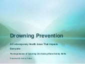 Drowning Prevention:  A Contemporar...