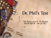 Dr philtest