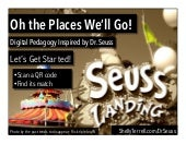 Oh! The Places You Will Go! Digital Pedagogy Inspired by Dr. Seuss