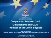 Cooperation Between Local Governmen...