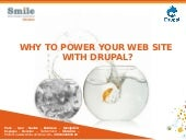 Why to Power Your Web Site with Dru...