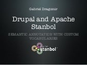 Drupal and Apache Stanbol