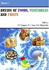 Drying of foods vegetables and frui...