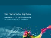 Data Science Day New York: The Plat...