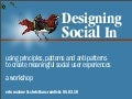Designing The Social In