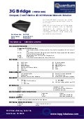 Top Global 3G/4G Wireless Network Router (MB5000K) (Quantum-Wireless.com)