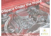 DSpace Under the Hood