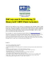 DtiCorp.com is introducing 21 honey...