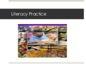 Supervision of Learning - Literacy