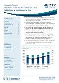 Dtz commercial office leasing market report 2014