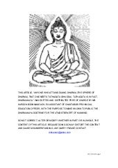ANYONE WHO ATTAINS DUANG DHARMA (TH...