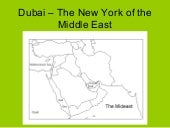 Dubai – Financial Capital Of The Mi...