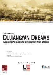 Dujiangyan dreams workshop outline