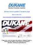 Dukane facebook page