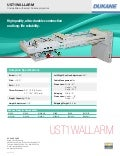 Dukane ust wall arm