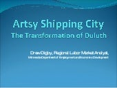 Artsy Shipping City: The transforma...
