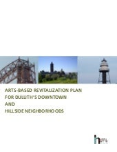 Arts-Based Revitalization Plan for ...