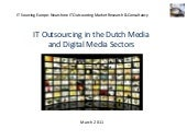 IT Outsourcing in the Dutch Media a...