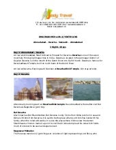 DWARKA SOMNATH TOUR 3 Night /4 Days