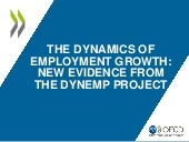 Dynamics of employment growth: Evid...