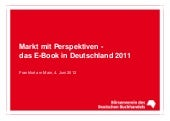 E-Book-Studie 2012 (Presseversion)