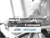 Presentaties E-commerce congres adviseurs Moore Stephens Belgium