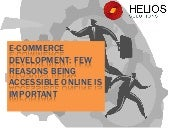 E commerce development specialist