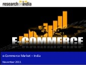 Market Research Report :   E-Commer...