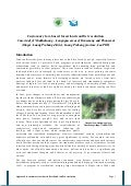 Case study: Custlaw based landforest conflict resolutions in Long Lan village, Luang Prabang, Laos