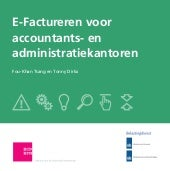 eFactureren voor accountants en adm...