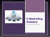 E-Marketing Hotelero