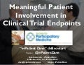 Clinical trial endpoints - e-Patient Dave ESMO 2014