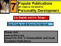 7 Popular Publications - now on the Internet