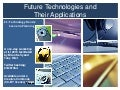 E1: Scenario Planning:  Future Technologies and Their Applications
