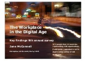 The Workplace in the Digital Age
